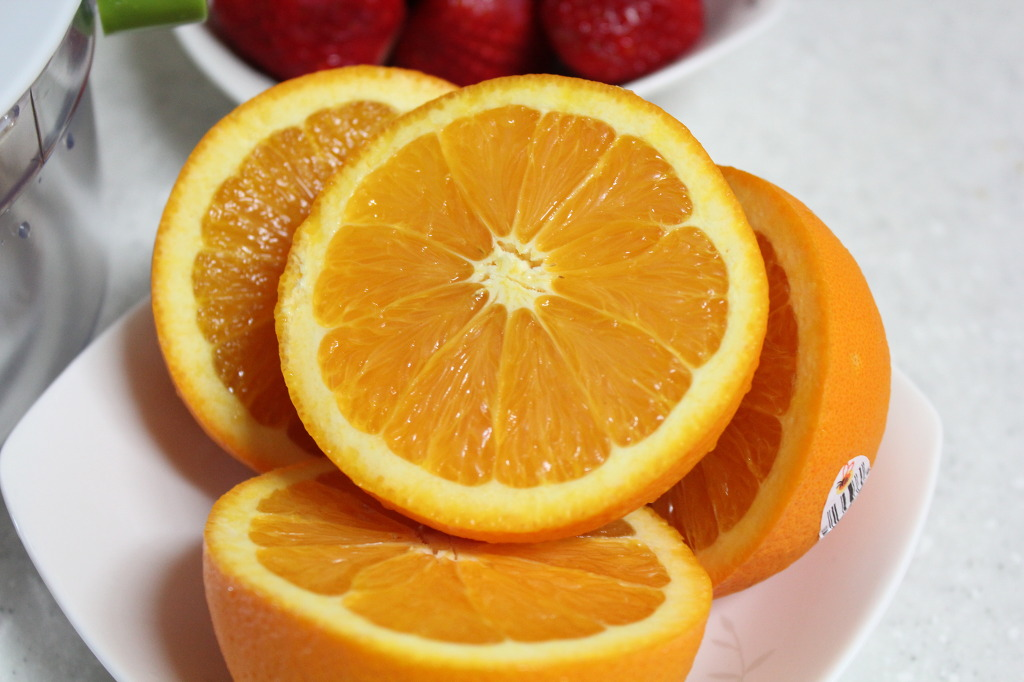 오렌지사진, 삼색과일 다이어트, 여배우다이어트 사진 #1