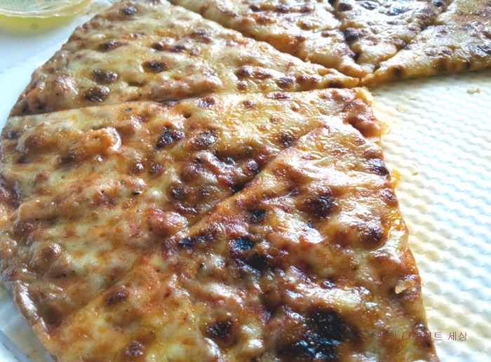 피자1조각 칼로리