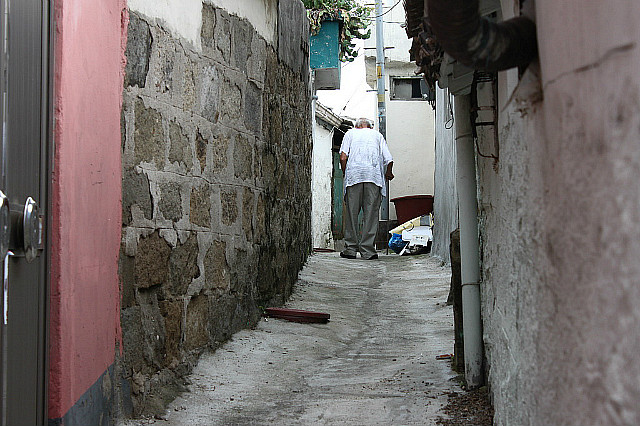 목포가볼만한곳, 목포여행, 통영동 피랑마을, 동명동 77계단8