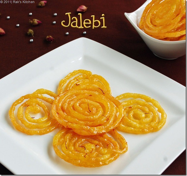 Jalebi Food Recipe