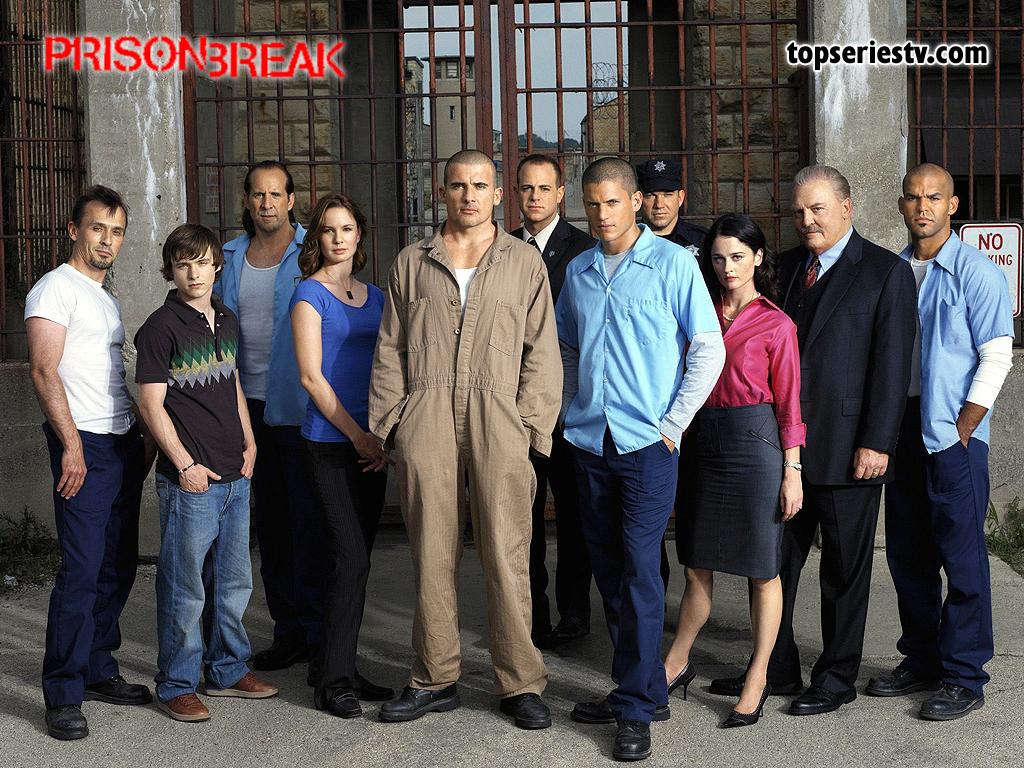 Prison Break 등장인물