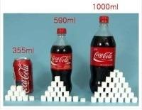 탄산음료, 콜라, 액상과당, 설탕, 당분 사진 #1