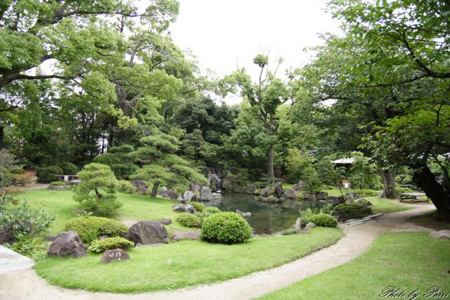 엔지니어의 세상살이 :: 일본여행 이튿날, 시텐노지 혼방 정원