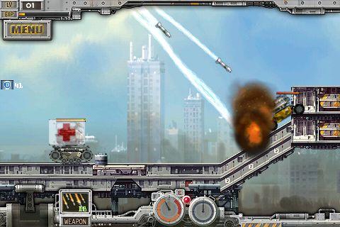 탱크대전-해비메크- Heavy Mach