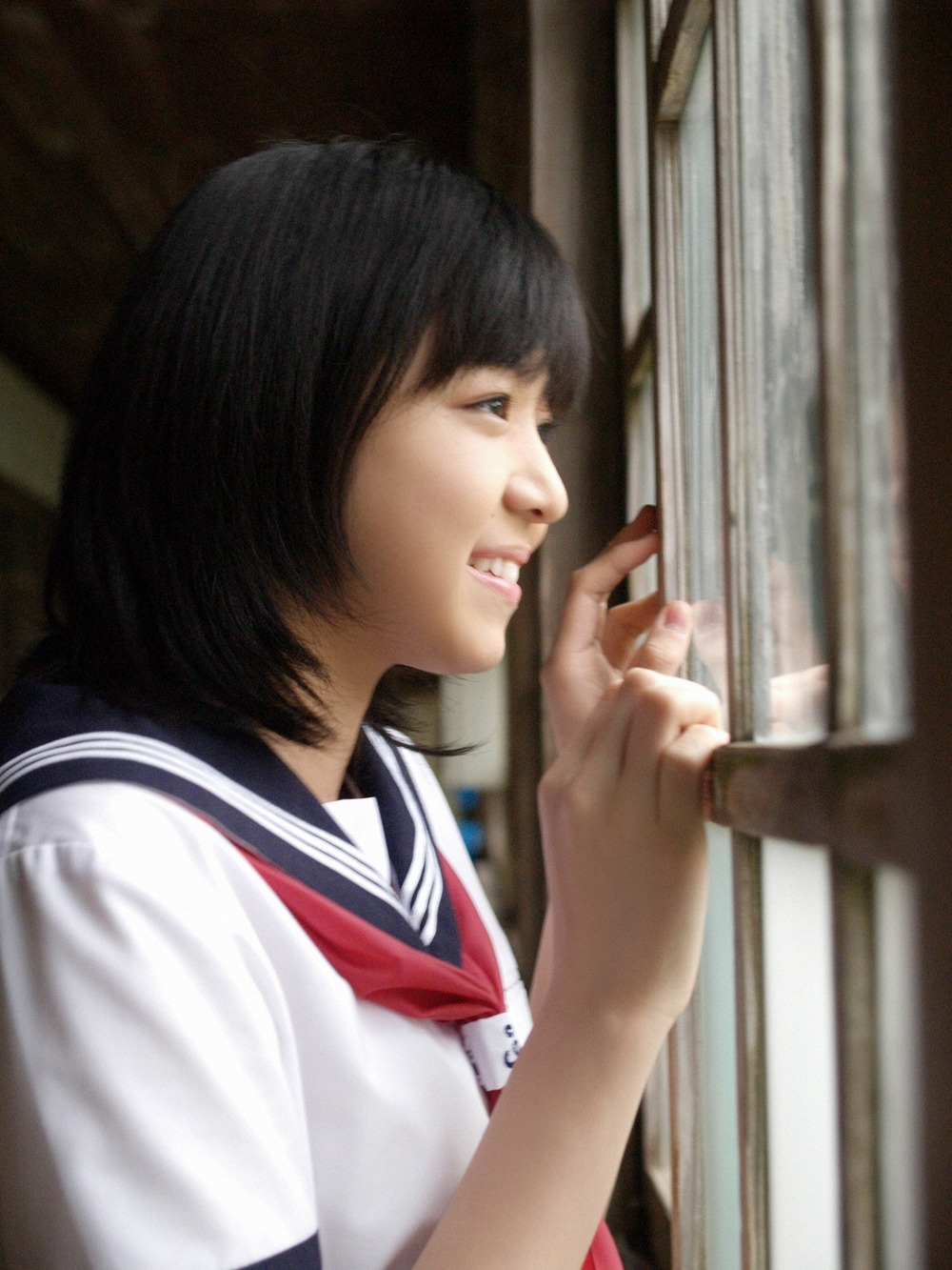 IVPhoto_Gravure :: [YS Web] Vol.537 Shizuka Nakamura 中村静香 少女の時間