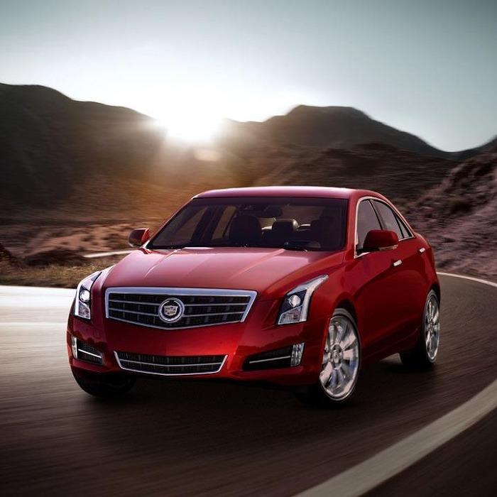 14 Cadillac Ats: 자동차 전문 블로그 Car Of The World :: 베이비 캐디 2013 캐딜락 ATS 가격 공개