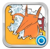 책먹는 여우 Herr Fuchs mag Bücher 아이폰 아이패드 어린이 동화 앱북