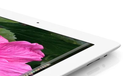 New iPad Camera