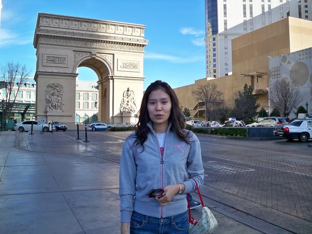 도연 in the world - LAS VEGAS in L.A (3)