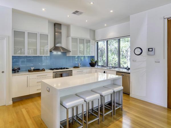 Schöne Spritzschutz Küche Metall