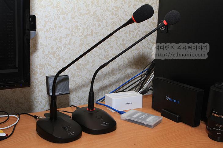 씨디맨, 이벤트, 컴소닉, CM-7010 USB, 콘덴서 마이크