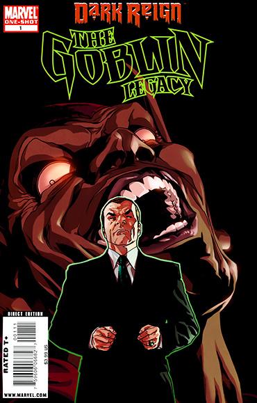 〈다크 레인 : 고블린 레거시〉 - 노먼은 스파이더맨의 정체를 이미 알고 있었다!