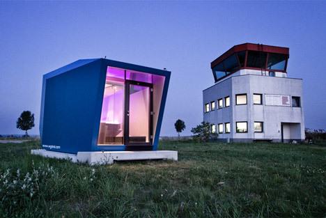 컨테이너하우스 Hypercubus By Wg3 Yoonzip Interior Architecture