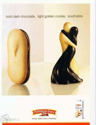 밀라노 쿠키 광고