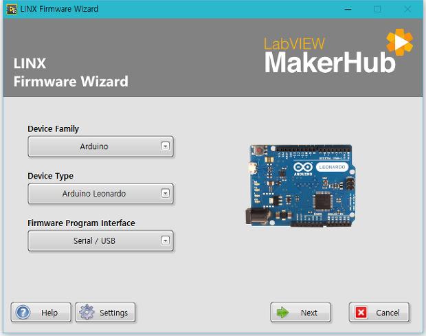 Labview 로 arduino 사용하기 linx 시리얼통신 네이버 블로그
