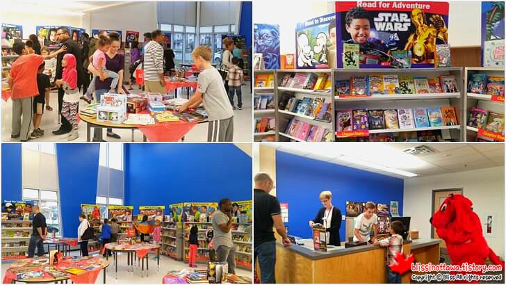 도서 바자회 Book Fair