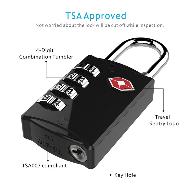 TSA 자물쇠 비밀번호 알아내기