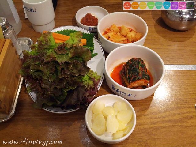 명동 장수갈비집 - 장수갈비 - 장수갈비국 - 장수국밥