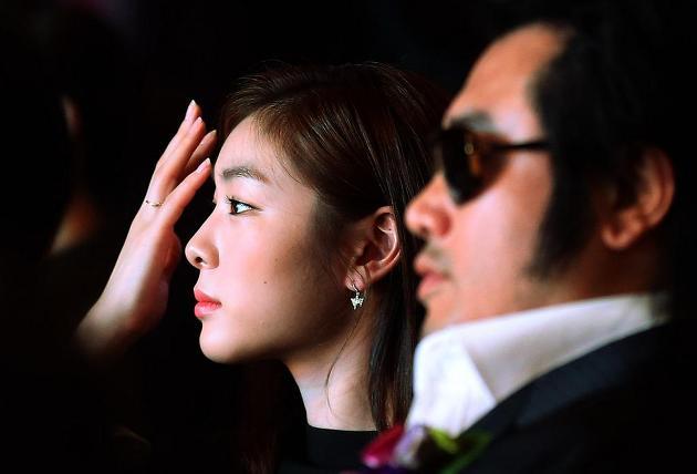 김연아 X 김보성