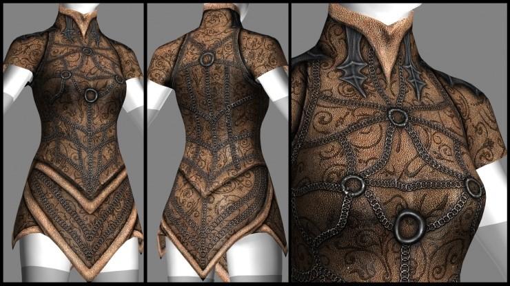 Одежда для скайрима женская доставка