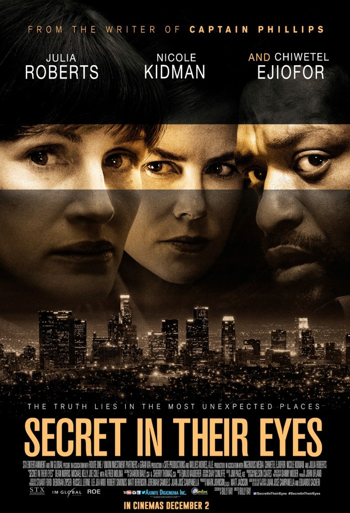 [영화보기] 시크릿 인 데어 아이즈 (Secret in their eyes) 2015.