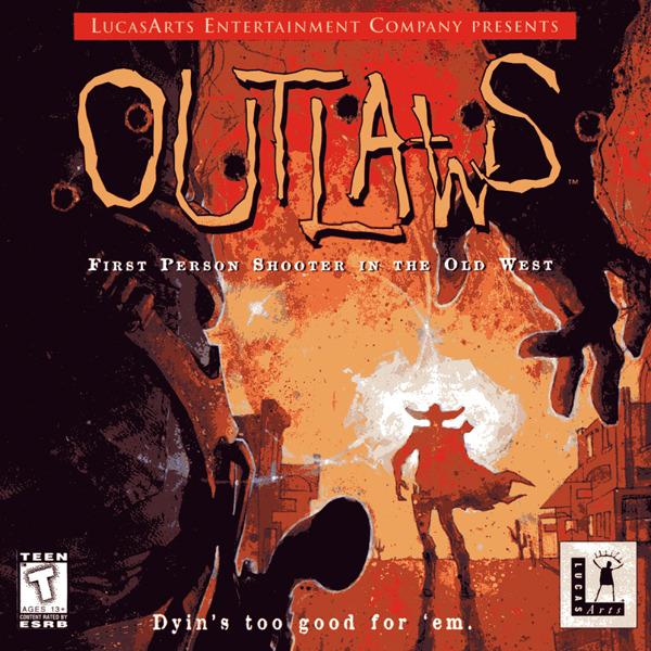 Outlaws 게임 타이틀