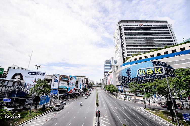 방콕 마분콩 센터