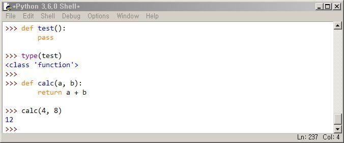파이썬 def 함수 만들기