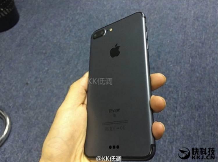 아이폰7, 색상, 디자인, 블랙, 유출, 목업