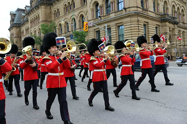 위병교대식 Parliament of Canada the Changing of the Guard