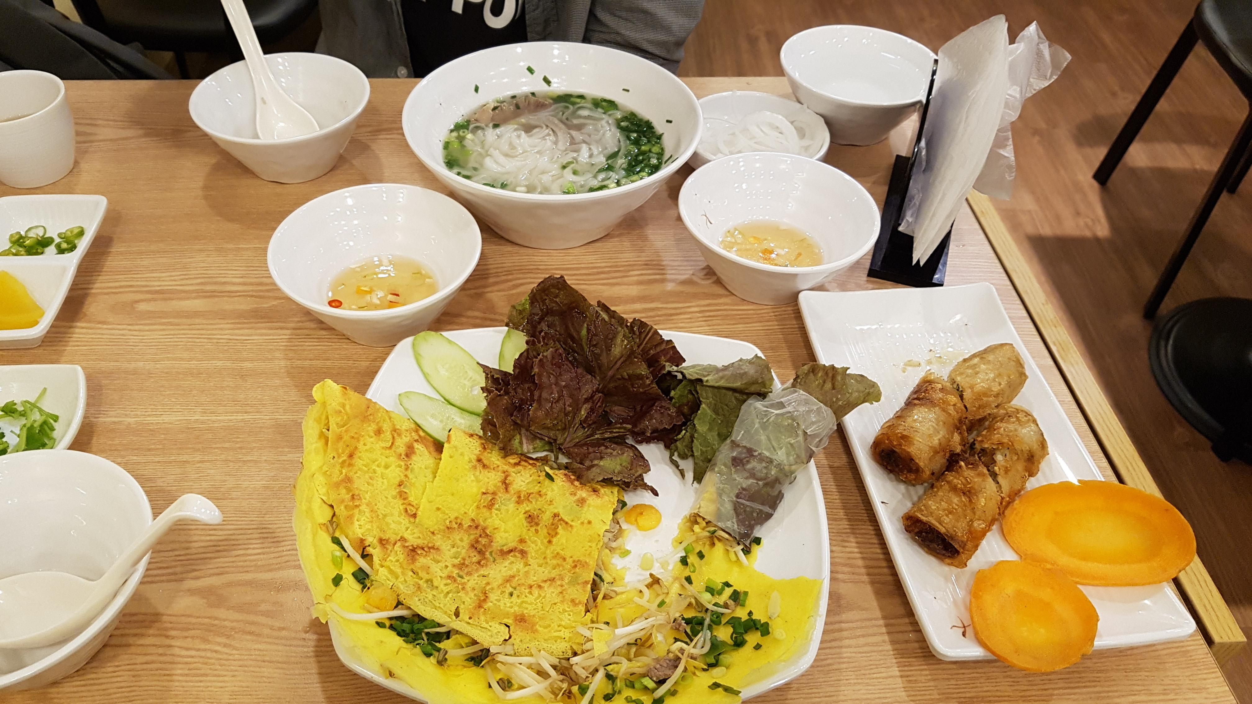 [을지로 맛집] 베트남 생 쌀국수에서