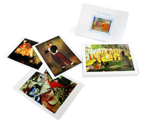 사진 : 삼성명화갤러리 명화카드