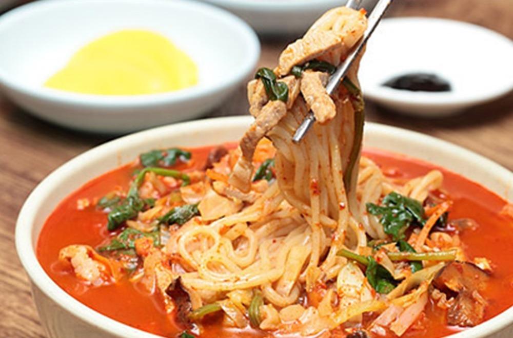 [서귀포 맛집]제주 강정동 고기짬뽕 맛집 물질식육식당