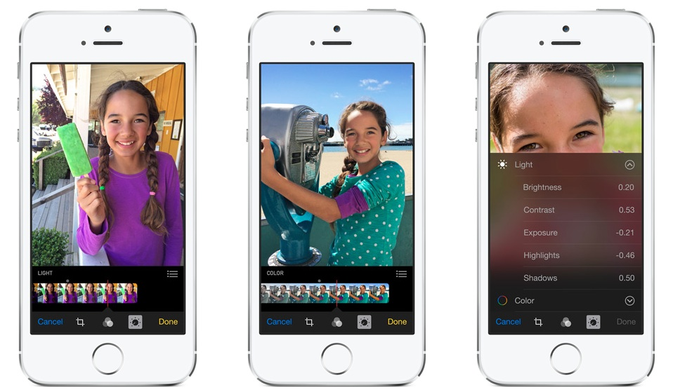 iOS8 사진 Photos