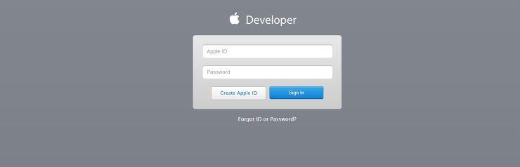 애플 앱스토어 개발자 계정등록