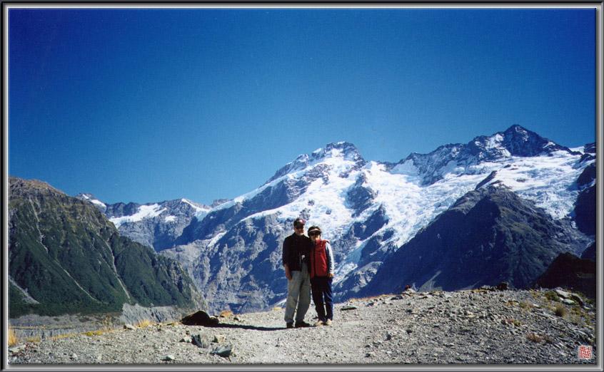 [Newzealand] Mountain Cook National Park