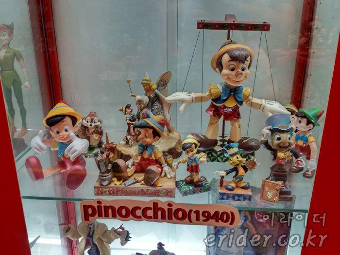 토이키노에서 만난 디즈니 만화 캐릭터와 레고 #3