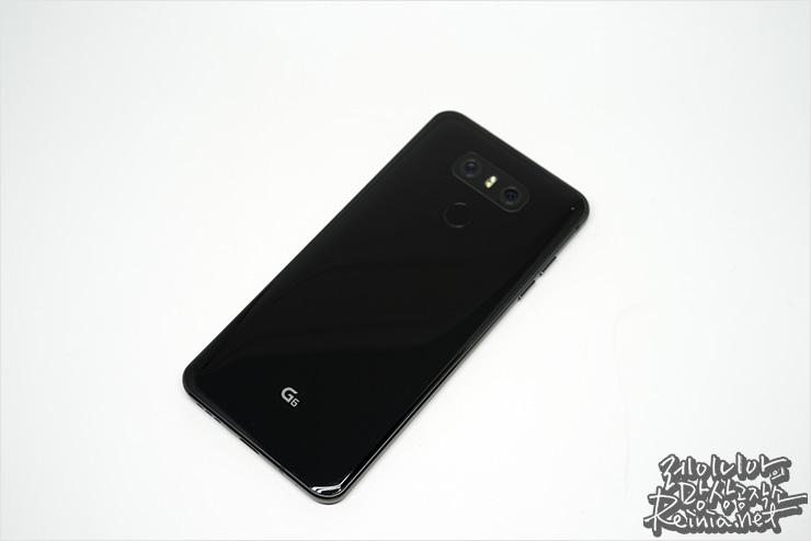 LG G6 뒷면