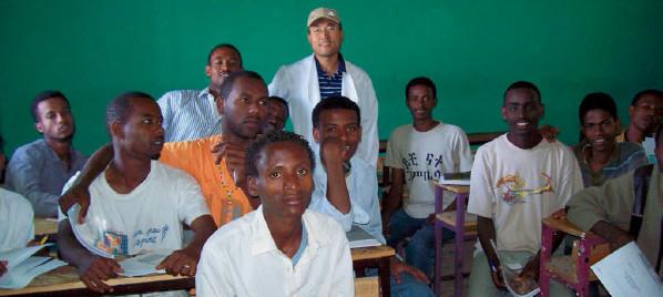 자랑스런 한국인_에티오피아 교육봉사