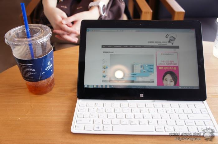 LG, 탭북2,