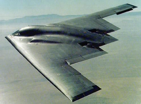 B-2 스텔스폭격기 괌 배치