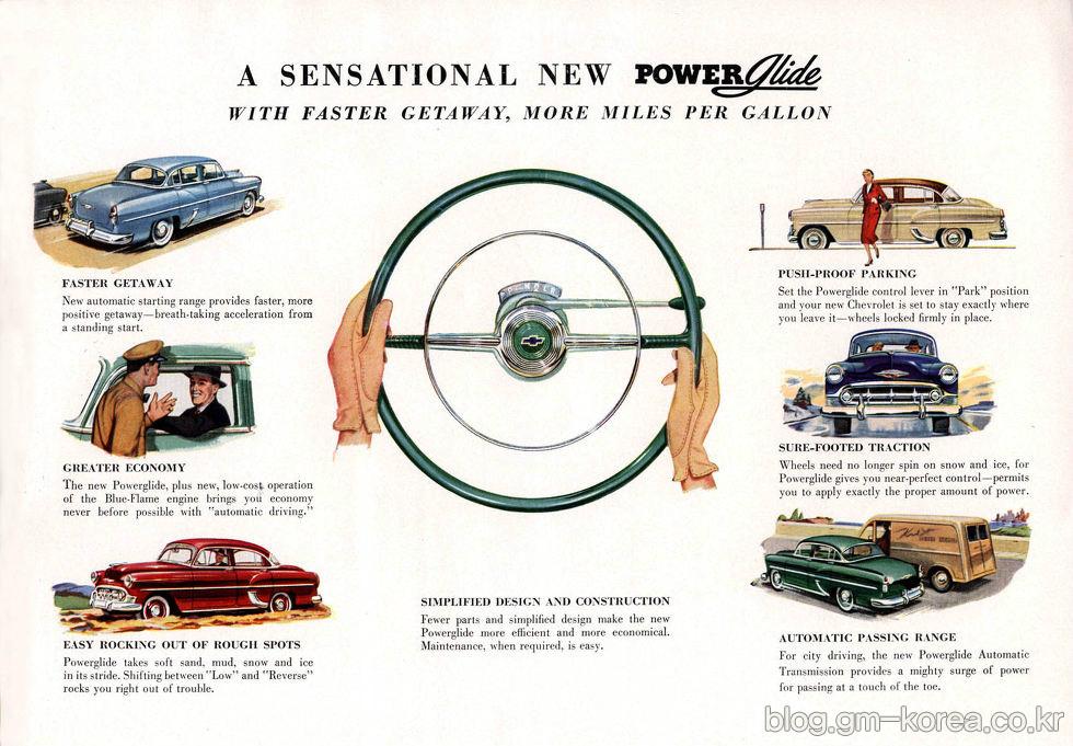 희대의 삽질로 보였던 GM의 특이한 변속기 개발사5