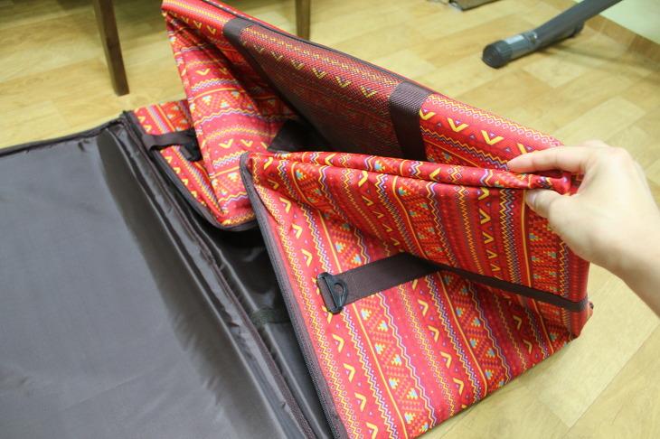 카즈미 KAZMI 감성 캠핑백 120L 사용후기 리뷰 대용량 캠핑가방 캠핑용품