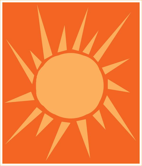 세모네모동그라미(2008.05.24)-태양