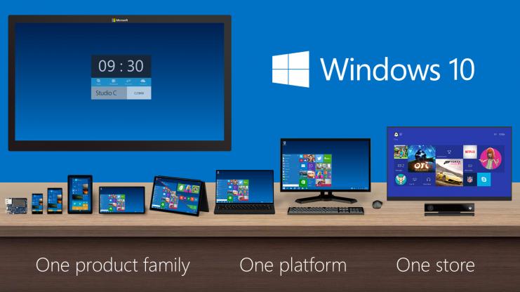 마이크로소프트, '새로운 세대의 윈도우' 윈도우 10 테크니컬 프리뷰 공개