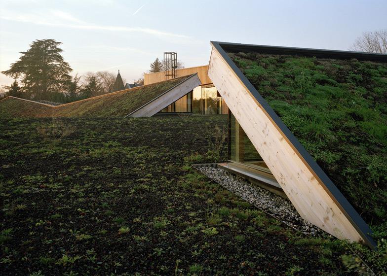 *지속가능한 건축 [ Tectoniques ] Paul Chevallier School