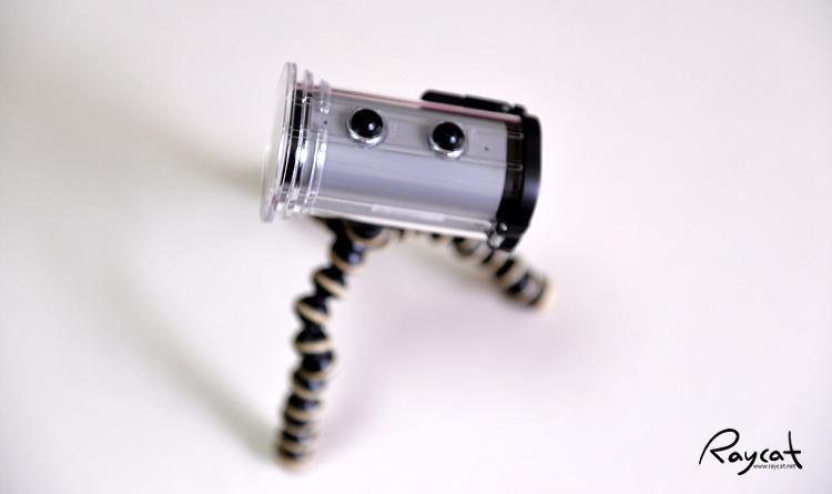 LG 액션캠 삼각대 마운트