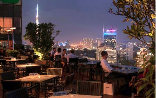 Shri Rooftop Bar & Restaurant