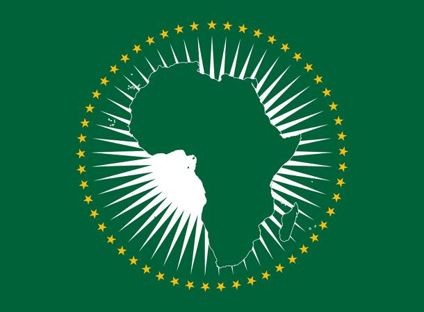African Union , AU  Flag