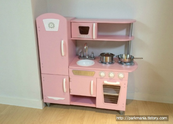 Kidkraft Vintage Kitchen Set Pink